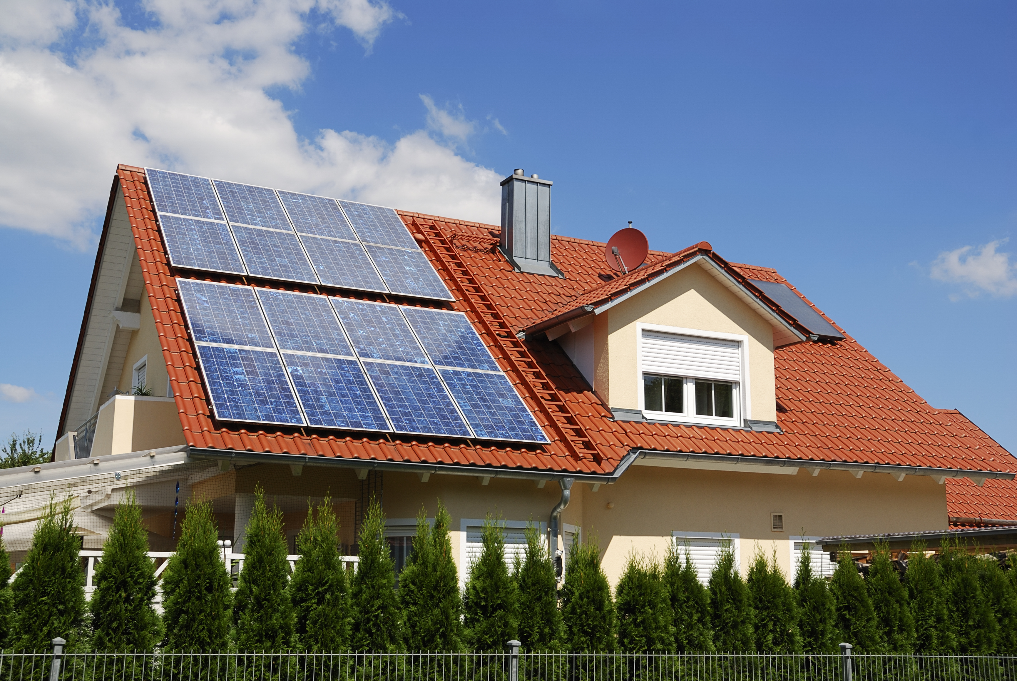 New Solar Tax Bill